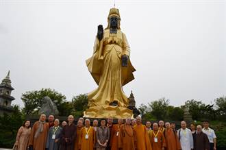 大陸佛教代表團再訪靈鷲山  兩岸佛教交流更緊密