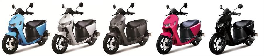 宏佳騰全新品牌A Motor首款智慧電車Ai-1 Sport,將於08/29起正式開放預購!(圖/宏佳騰提供)