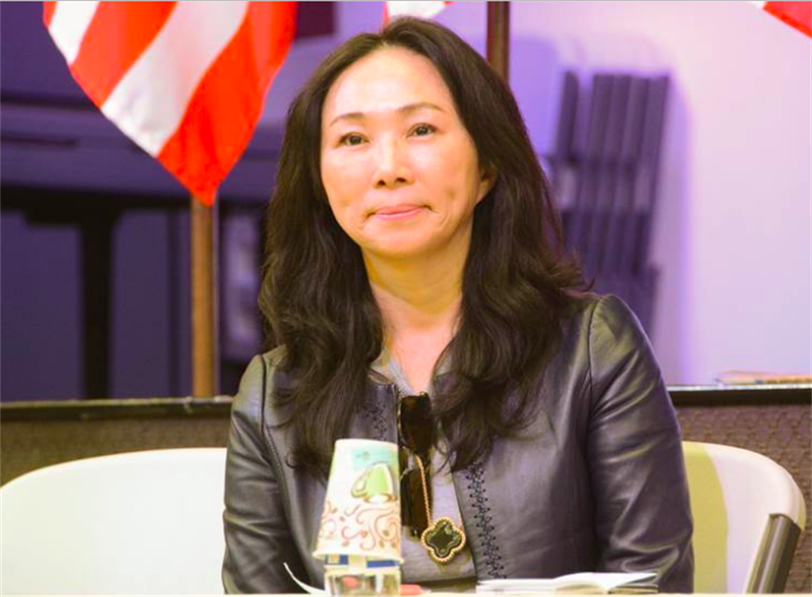 韓國瑜妻子李佳芬(本報資料照)