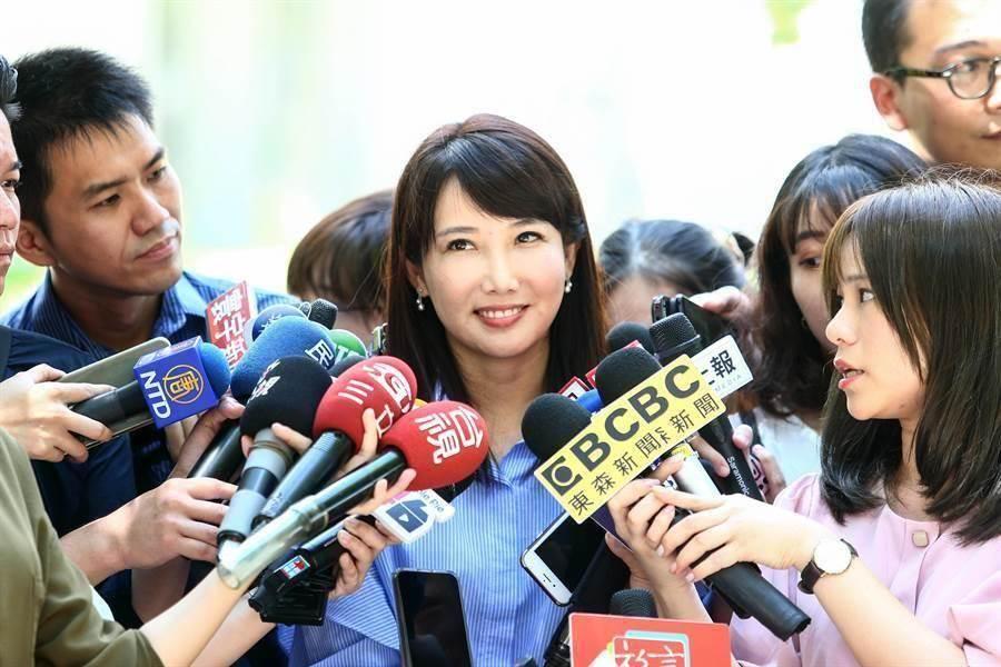 永齡基金會副執行長蔡沁瑜。(資料照片,鄧博仁攝)