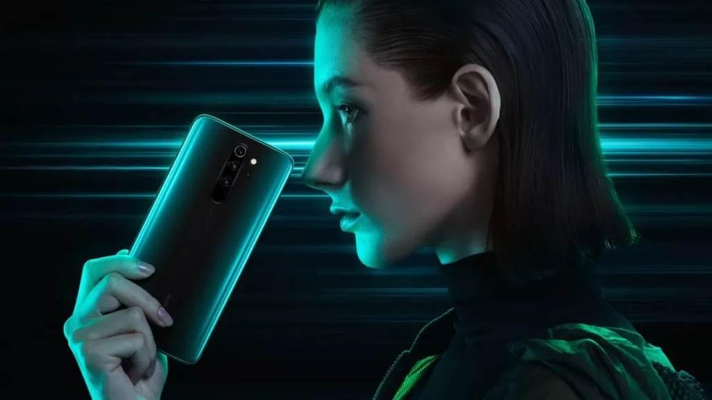 Redmi Note 8 Pro正式發表。(圖/翻攝小米官方公眾號)