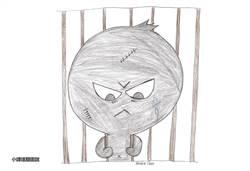 小譚道聽圖說》大哥...在牢裡