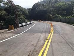 高效率!中市太平長龍路坍方復建工程 提前4個月完工