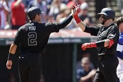 MLB》張育成4支0吞2K 守備穩定無失誤