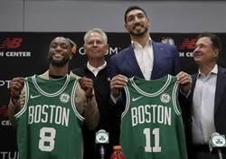 NBA》找架吵?坎特痛批厄文不如沃克