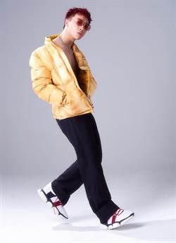 OZI自有一套「穿衣哲學」 用MONCLER搭出超我風格