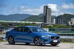 Volvo S60車身格局放大 營造豪華房車獨有大器風範