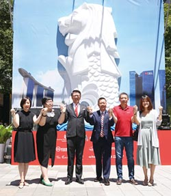 星展銀 首度舉辦星展新加坡歡樂城