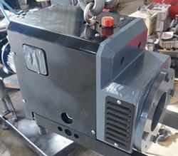 燃料電池汽車空壓機用 黑偉爪式壓縮機量產