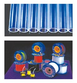 藍菱耐氟龍管、線 全自動化生產、品質佳