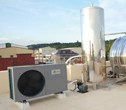 天晴空氣能熱水器 環保省電