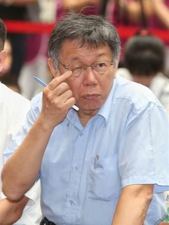 王閔生拒徵召 柯P諷:派新系出來選更能凸顯台灣價值