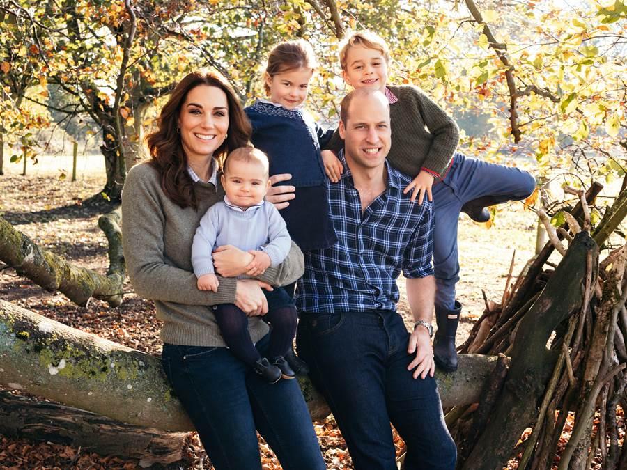 威廉王子和凱特王妃鼓勵孩子多方面發展,學習新才藝。(圖/達志影像)