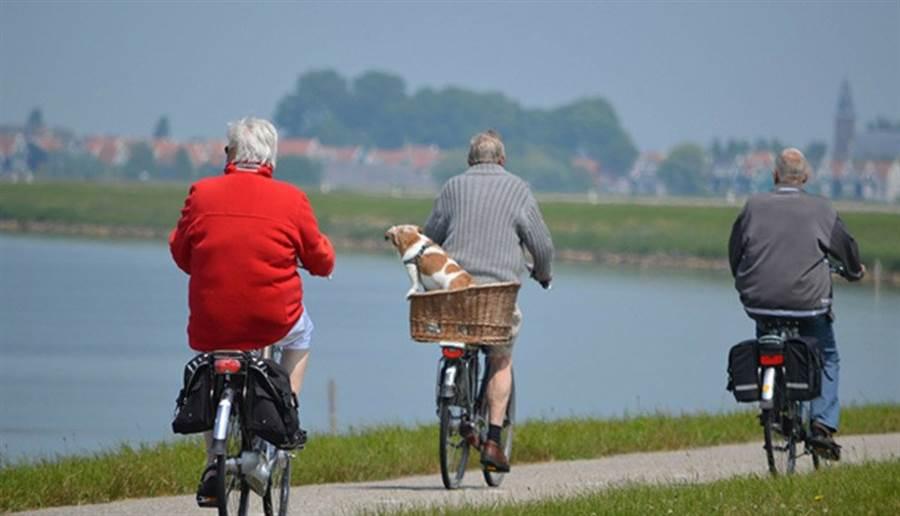 老老照顧也可利用鄰里服務據點,聊天、上課、活動、交友,保持跟社會接觸,有益身心健康。(圖/pixabay)