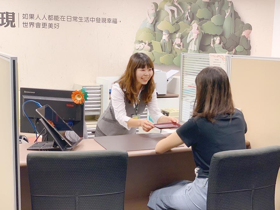 公平待客原則已融入國泰人的服務DNA,讓客戶有溫暖的服務體驗。圖/國壽提供