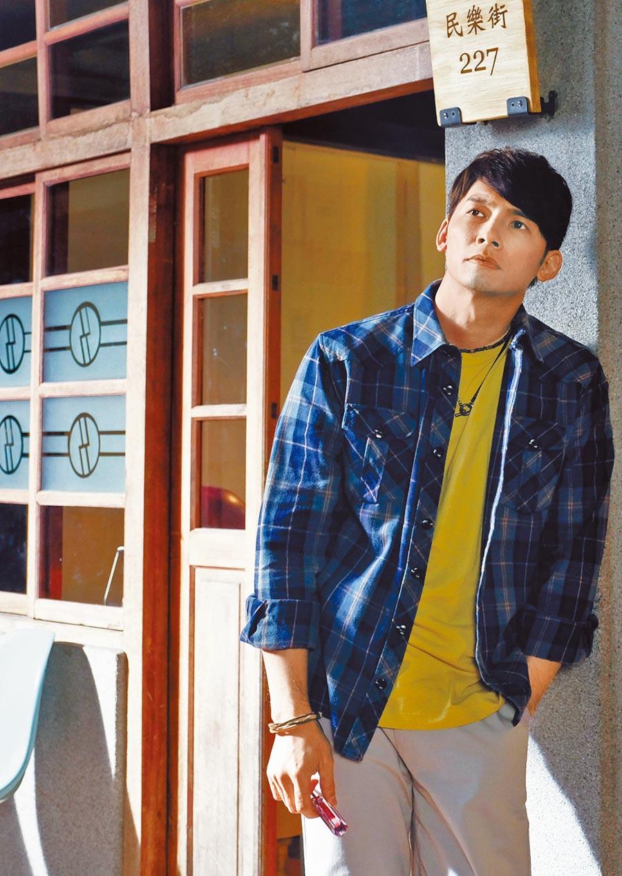 溫昇豪以《雙城故事》入圍本屆金鐘男主角獎。