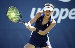 謝淑薇救回3賽末點 仍飲恨美網次輪