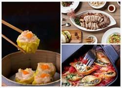 百貨美食街環保風!蔬果輕食品健康、台味豬腳、港點添繽紛