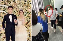 屢被傳婚變  陳妍希「這動作」粉碎傳言