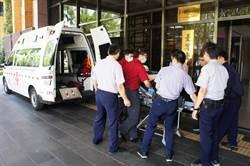 證人開庭氣喘發作 北檢緊急送醫