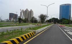 中國城暨運河星鑽區段徵收 9月底全區通車