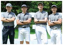 AP高爾夫大師賽 鍾漢良、吳奇隆、聶遠三皇揮桿