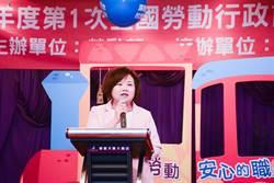 韓用雞比喻人才流失 勞動部長許銘春:他應該再教育