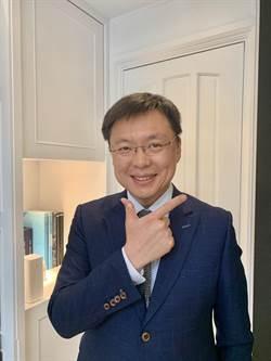 趙天麟選立委 以親子藝文代替政治喧囂