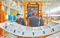 陸製造業PMI 估連4月位於萎縮區