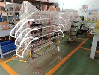 普悠瑪煞車皮兩度噴飛 台鐵:日廠設計瑕疵