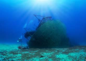 遭困深海沉船3天!他竟奇蹟生還