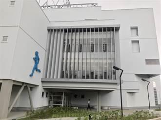 蘆竹國民運動中心將啟用 11月中試營運