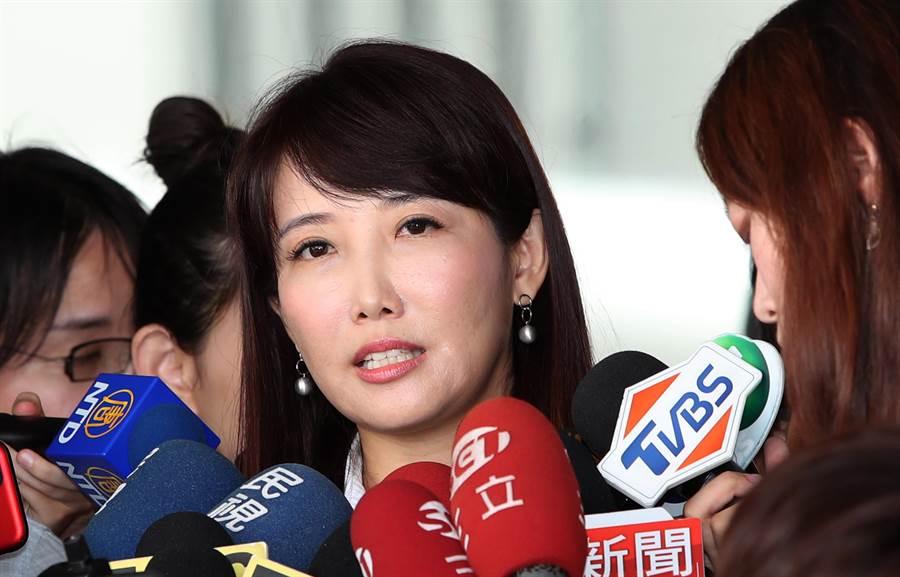 永齡基金會副執行長蔡沁瑜。(中時資料照 鄭任南攝)