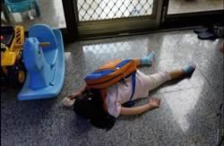 開學第一天返家秒趴地 女童爸笑見命案現場