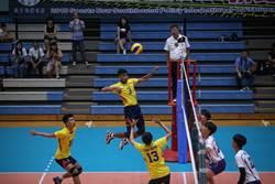 國際排球邀請賽 一連8天在彰師大登場