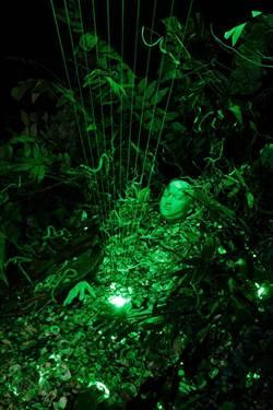 亞洲藝術雙年展 反思人類中心主義