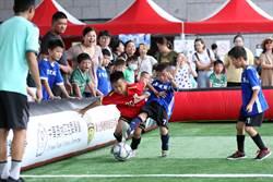 活力台中 幼兒足球有夠夯