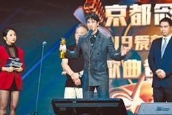 王力宏全球華人歌曲排行榜奪3獎
