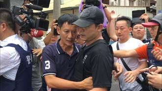 嘉義縣警第一時間封鎖現場、布署攻堅 他與嫌犯互信勸降