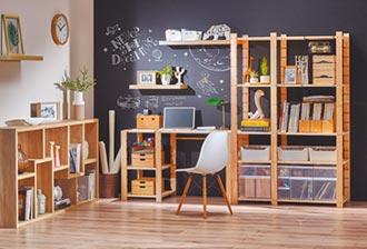 打造創意臥房 讓孩子參一咖