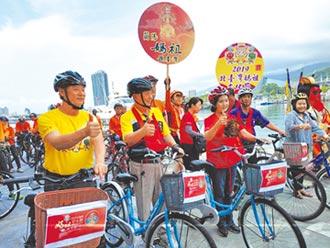 媽祖文化節 神尊路巡起跑