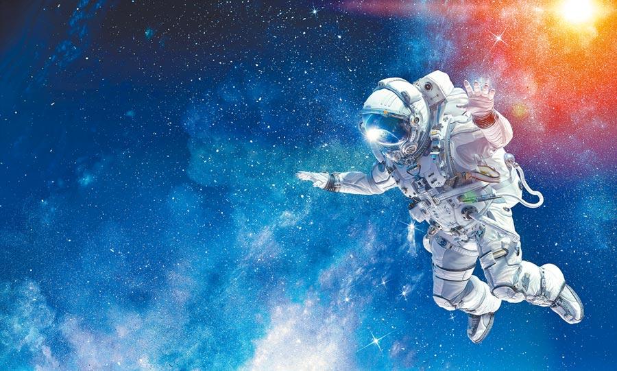 美國總統川普於當地時間29日宣布成立太空司令部。(設計畫面)