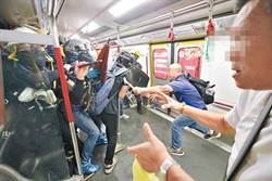 港警:「示威者先攻擊」太子站大混戰10受傷、40人被逮