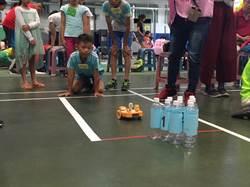 KIBO積寶機器人 伴親子在程式語言中同樂