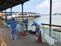 東琉碼頭驚見豬隻屍體   防疫機制啟動檢驗中