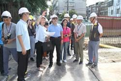 海砂屋拆光 碧華國中、小校舍整建明年完工