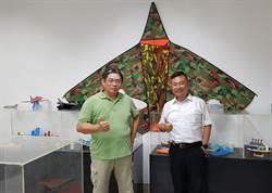 國文老師熱愛紙飛機 1張紙摺出千種樣態