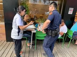 連鎖超商及咖啡店騎樓禁菸 新北實施首日開罰11件