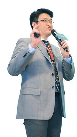 台灣智慧資本執行長張智為 為台灣金融業 築起專利護城河