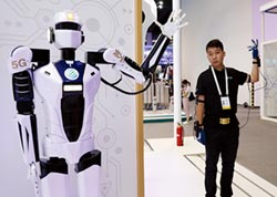 機器人產業大爆發